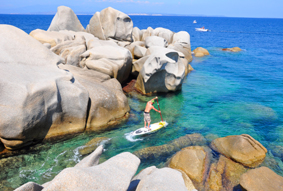 Kite, SUP & Surf Camps auf Sardinien 2021